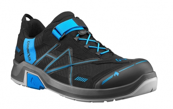 HAIX CONNEXIS Safety T S1 low black-blue