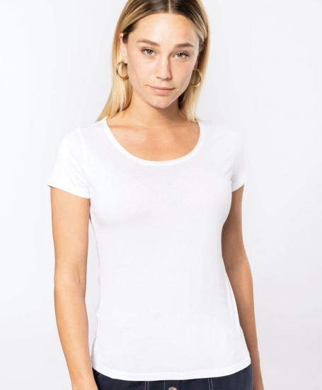 Kariban Damen Bio T-Shirt