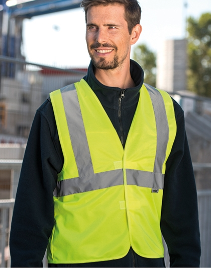 Korntex Warning Vest - 3 Reflective Stripes