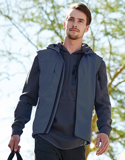 Regatta Mens´s Octagon II Printable Softshell Bodywarmer
