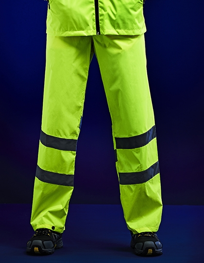Regatta Hi-Vis Pro Packaway Trousers