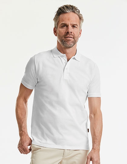 Russell Men´s Pure Organic Polo
