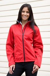 Result Ladies Softshell Jacket
