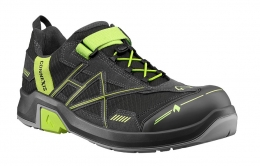 HAIX CONNEXIS Safety T S1 low grey-citrus