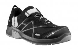 HAIX CONNEXIS Safety T S1P low black-silver