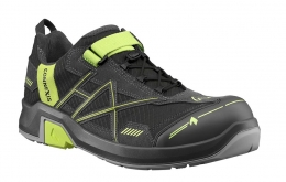 HAIX CONNEXIS Safety T Ws S1P low grey/citrus