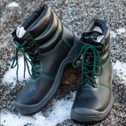 WORKPOWER Winter-Sicherheitsstiefel S3 NORWAY
