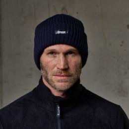 ESAILQ 5 Farben Unisex Strickm/ütze Absicherung Kopfm/ütze Beanie Cap Warm Outdoor Fashion Hut-3