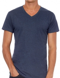 B&C V-Neck Triblend T-Shirt Men