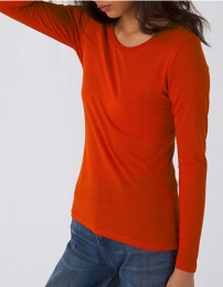 B&C Inspire Long Sleeve T Women