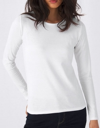 B&C T-Shirt #E190 Long Sleeve Women