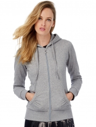 B&C Hooded Sweat Jacket Wonder Women