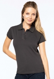 "Kariban Damen Stretch Piqué Polo ""Brooke"""