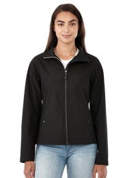 ELEVATE Woman Karmine Softshell-Jacket