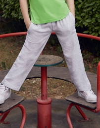 F.O.L. Lightweight Open Hem Jog Pants Kids