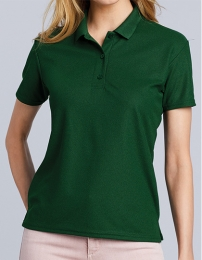 Gildan Performance® Ladies Double Piqué Polo