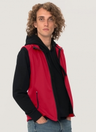 HAKRO Light-Softshell-Weste 854 Edmonton