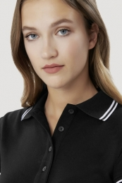 HAKRO Women-Poloshirt 205 Twin-Stripe