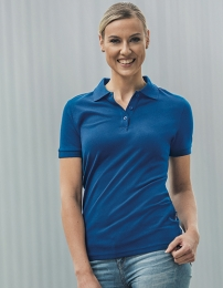 HRM Damen Heavy Stretch Polo