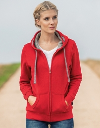 HRM Women`s Hooded Jacket