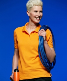 James & Nicholson Workwear Polo Women