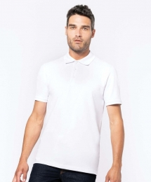 Kariban Herren Stretch Piqué Polo K239