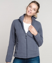 "Kariban Damen Fleece Jacke ""Maureen"""