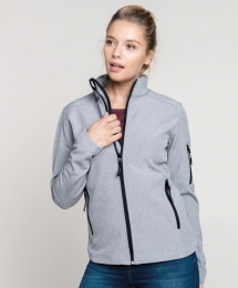 Kariban Damen Softshell Jacke