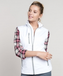 Kariban Damen Softshell Gilet
