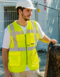 Korntex Executive Hi-Viz Safety Vest