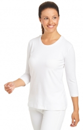 Leiber Damen-Shirt 3/4 Arm 08/2529