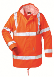 NORWAY Warnschutz PU-Stretch Regenjacke FINN