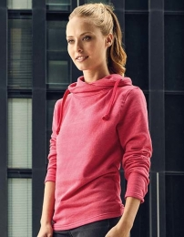 promodoro Women's Heather Hoody 60/40