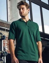 promodoro Men's Heavy Polo Pocket