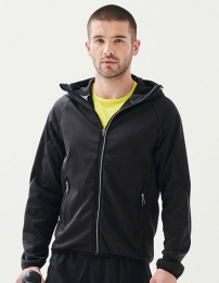 Regatta Mens Helsinki Powerstretch Jacket