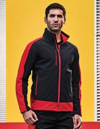 Regatta Contrast Printable 3 Layer Membrane Softshell Jacket