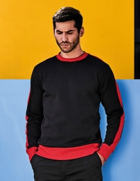Regatta Men´s Contrast Crew Sweat