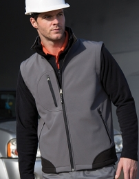 Result Softshell-Bodywarmer R123X