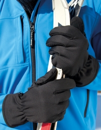 Result Softshell Thermal Glove