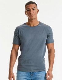 Russell Men's Pure Organic Heavy Tee