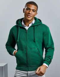 Russell Men`s Authentic Zipped Hood Jacket