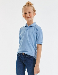 Russell Children´s Hardwearing Polycotton Polo