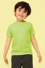 SOL'S Kids Raglan Sleeved T-Shirt Sporty