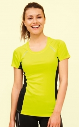 SOL'S Women`s Short Sleeve Running Shirt Sydney