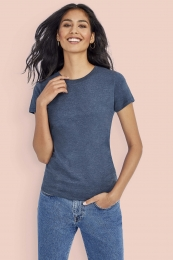 SOL'S Womens Round Neck Fitted T-Shirt Imperial