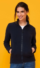 SOL'S Womens Plain Fleece Jacket Norman