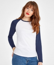 SOL'S Women`s Milky Long Sleeve T-Shirt