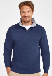 SOL'S Men Sweat Shirt Scott 1/4 Zip