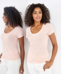 SOL'S Womens Low-Cut Round Neck T-Shirt Metropolitan
