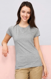 SOL'S Womens Short Sleeve T-Shirt Milo
